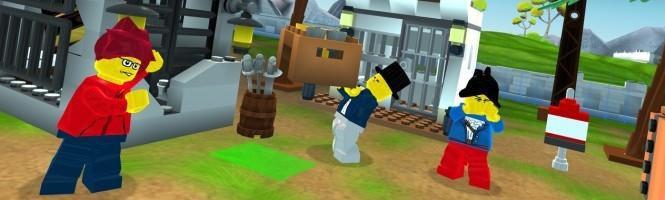 Lego Universe, c'est tout mignon