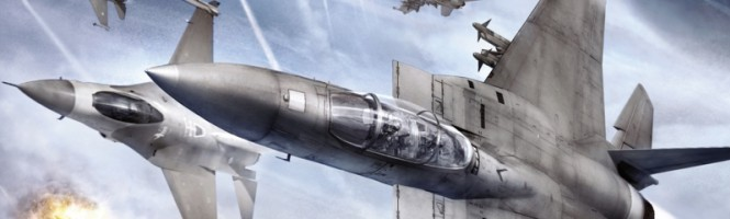 Ace Combat 6 a son site officiel