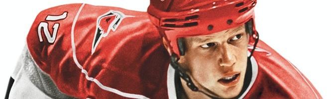NHL 08 s'illustre