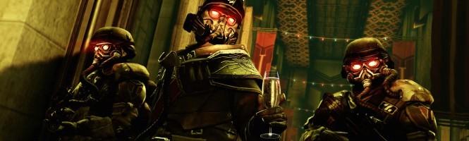 [E3 2007] Killzone 2, the screen