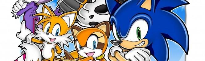 [E3 2007] Screens et détails de Sonic Rush Adventure