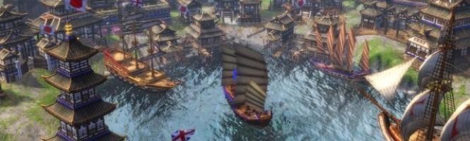 [E3 2007] AoE 3 : The Asian Dynasties illustré