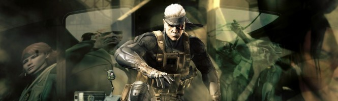 [E3 2007] Le trailer de MGS 4