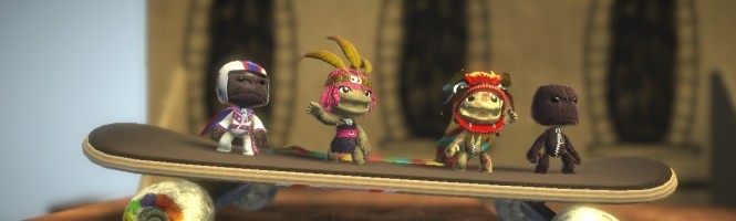 [E3 2007] Little Big Planet, youpi