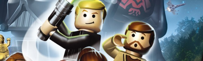 Lego SW à la wiimote