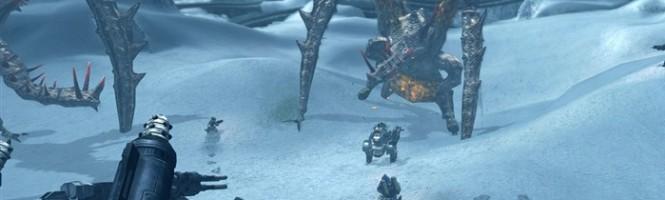 Les joueurs PC de Lost Planet sont chouchoutés