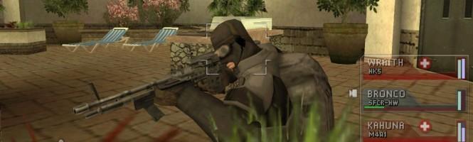 Encore un SOCOM sur PSP