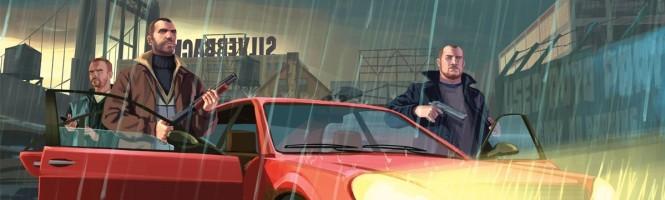 GTA IV : Deux scans screenés