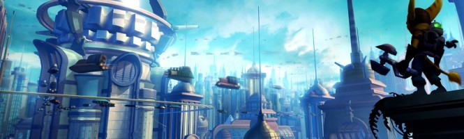 4 screens pour Ratchet & Clank