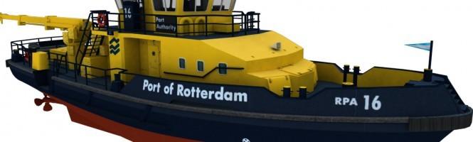 Ship Simulator 2008 en démo