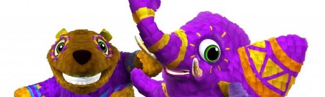 Viva Piñata sur DS, cash