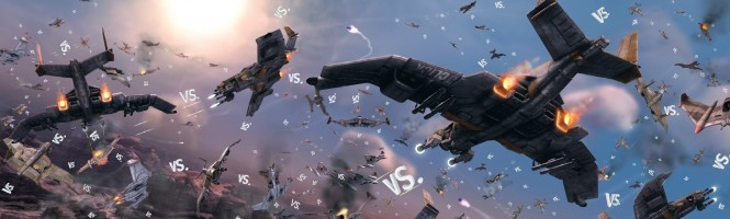 Warhawk balance les screens