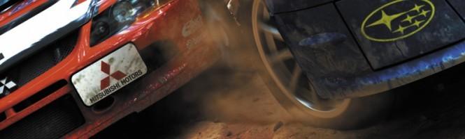 Sega Rally : images PSP
