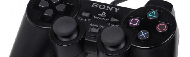 Une Sixaxis moche sur PS2