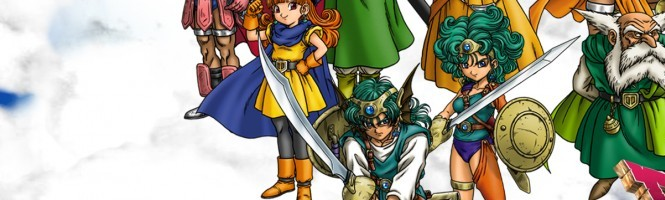 Dragon Quest IV en images !