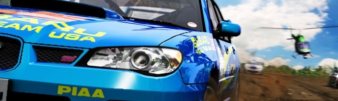 Chouette, des images inutiles de Sega Rally