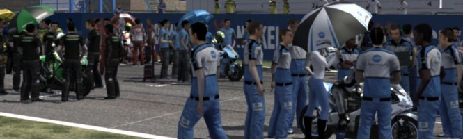 [GC 07] MotoGP'07 à l'heure current-gen