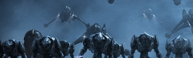 Vidéo in-game d'Halo Wars