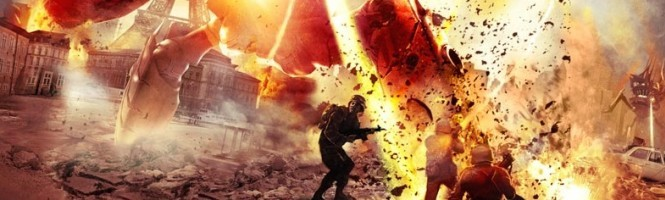Universe at War : Earth assault s'illustre