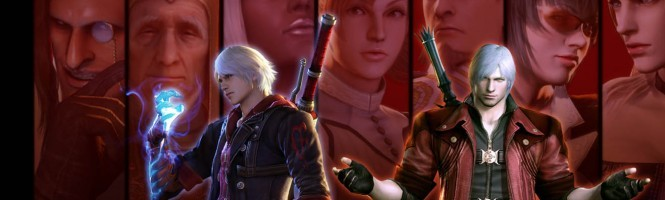 [TGS 07] Devil May Cry 4