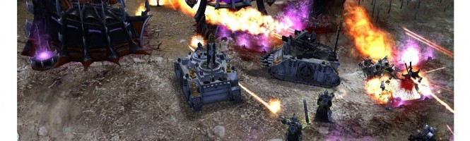Warhammer 40k : Soulstorm s'illustre déjà