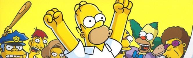 Déferlante de visuels pour Les Simpsons - Le Jeu