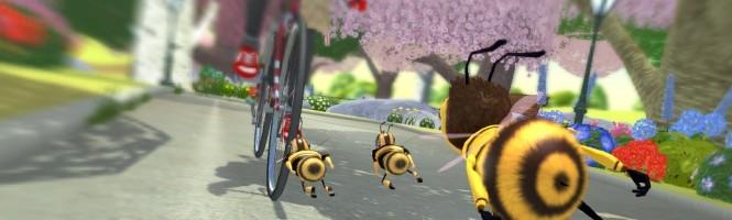 Attaque d'abeilles sur 360