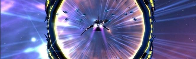 Aces of the Galaxy  vous présente un exemple de savoureuse ringardise