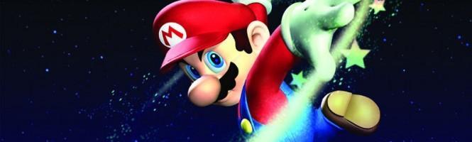 Mario Galaxy fait le plein d'images