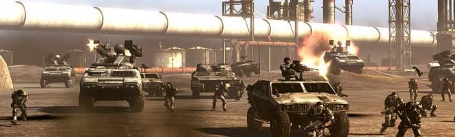 Frontlines à cours de Fuel
