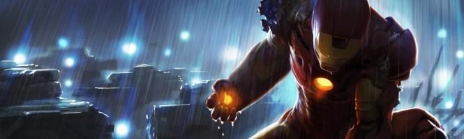 Iron Man : les images de le jeu
