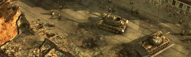 Défilé de Panzers !