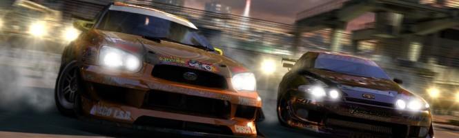 Race Driver, tête dans le GRIDon