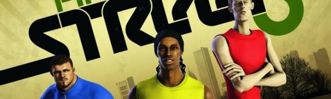 FIFA Street 3 ou les dents de Ronaldinho en images