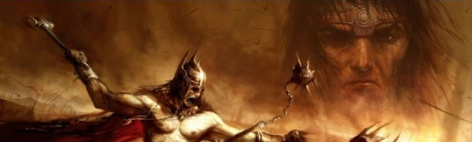 Age of Conan : gonflette, sueur et poils