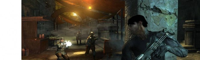 Dark Sector : Ca sent l'infection...