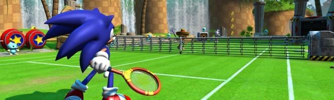 Sega Superstars Tennis en vidéo