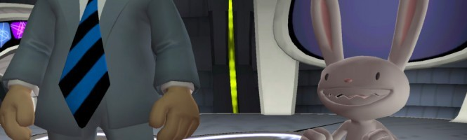 Sam & Max Saison 2 : E.U.X ont encore frappé ?!