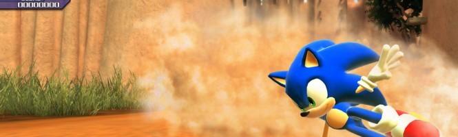 Sonic Unleashed est unleashé sur la toile !