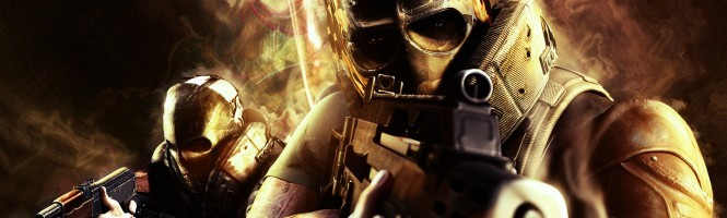 Army of Two hameçonne le Live