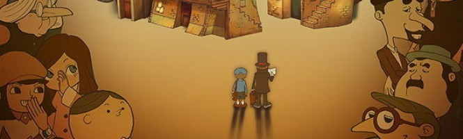 [Test] Professor Layton and the Curious Village