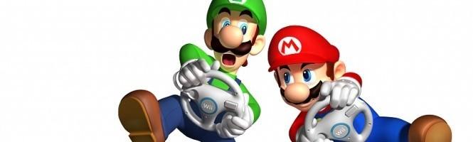 Mario kart et la patate magique !