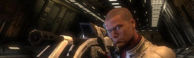 Mass Effect : des images sinon rien