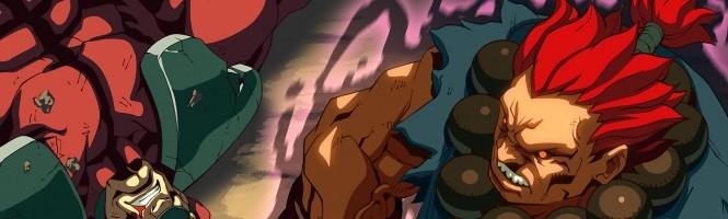 Street Fighter en images
