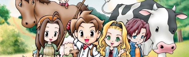 [Test] Harvest Moon : Magical Melody