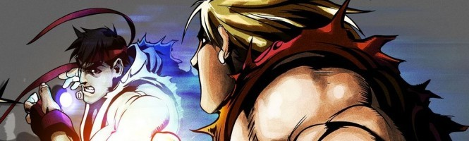Street Fighter IV, les images dans ta face