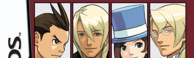 [Test] Ace Attorney : Apollo Justice