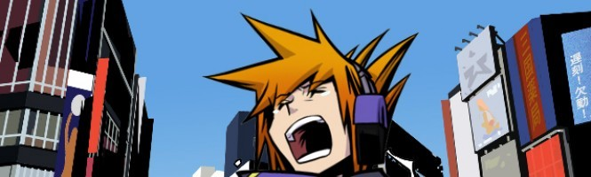 [Test] The World Ends With You