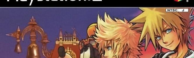 Kingdom Hearts en images PSP
