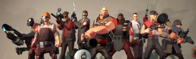 Team Fortress 2 se fait patcher